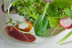 La Pace del Palato Catering - Tofu in erba - Chef Francesco Pesce